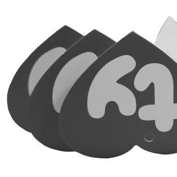 tipografie etichete carton forme speciale